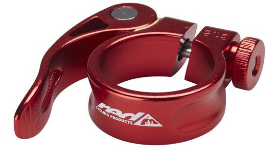 Red Cycling Products QR Seteklemme Ø35mm rød